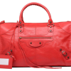 Balenciaga Classic Work Coquelicot: Not Your Typical Red