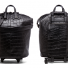 Givenchy Nightingale Crocodile Stamped Trolley