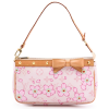 Limited Louis Vuitton Murakami Cherry Blossom Pouchette