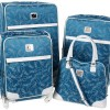 Diane Von Furstenberg Color On The Go Luggage Set
