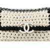 Chanel Fancy Crochet Bag