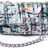 Chanel Graffiti Classic Flap Bags