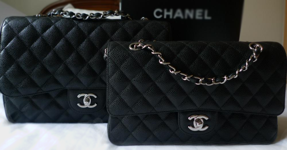 how to buy separation shoes aliexpress Chanel Jumbo Flap Bag, Medium Flap Bag Or The Maxi Flap Bag, Which ...