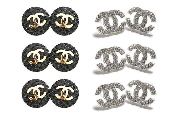 Chanel Earrings 1