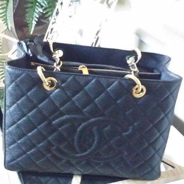4b6baedf389c Chanel Grand Shopping Tote: The Big Shopping Tote Sister | Bragmybag