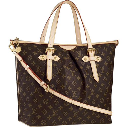 the louis vuitton palermo  for the sophisticated woman