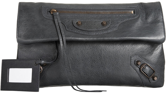 Balenciaga Envelope Clutch Bag