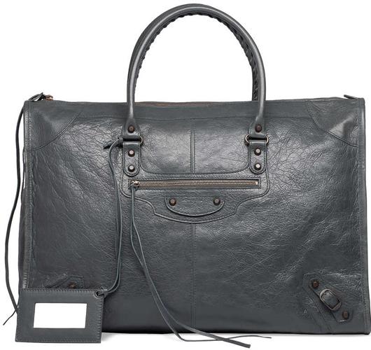 Balenciaga Weekender Bag: Saturday