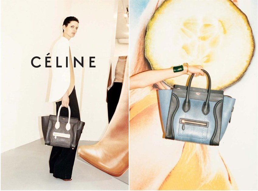 celine luggage new