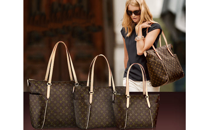 Louis Vuitton Totally Bag Everyday Functional