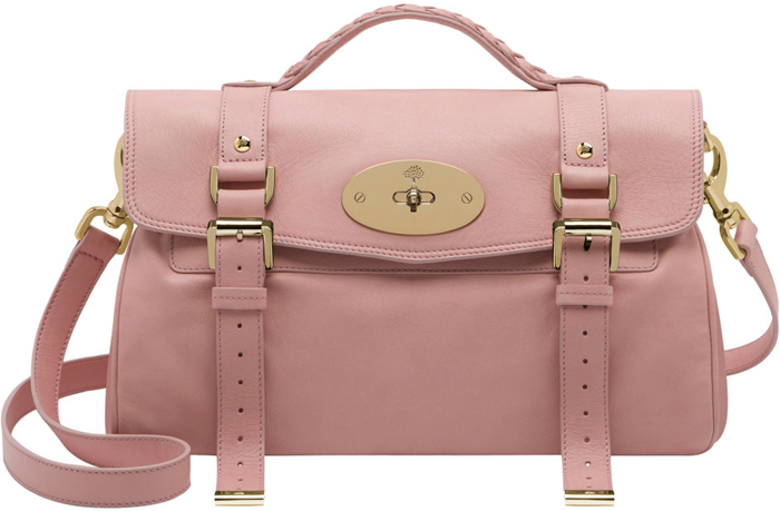 cd86a40eacb9 Mulberry Alexa Bag  Combination of Handbag and Briefcase – Bragmybag