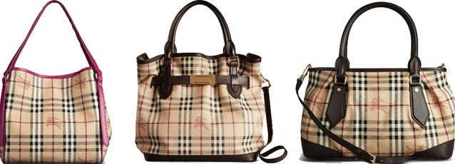Burberry Bag Styles