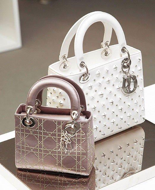 Dior-Nude-Satin-Swarovski-Micro-White-Studded-Medium-Lady-Dior-Bag-