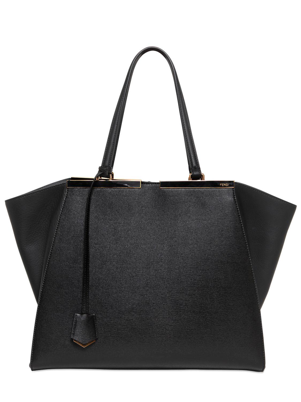Fendi Handbags Black