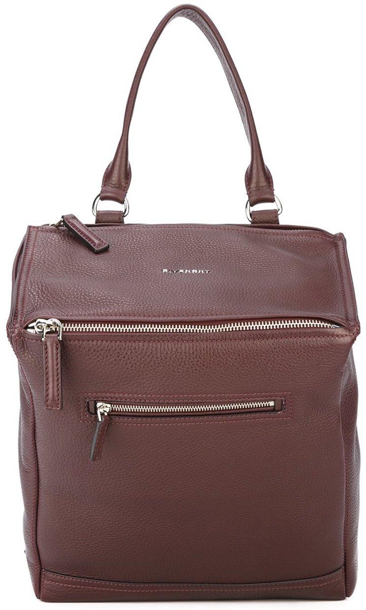 Givenchy Pre-owned - House de Givenchy leather handbag 3BBtmi