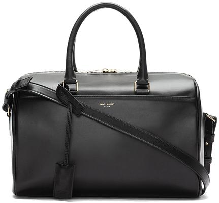 3d6e4d46e1ce Saint-Laurent-Leather-Bo-Duffle-Bag-in-Black-