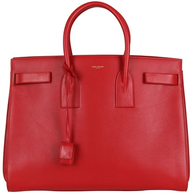 Saint-Laurent-Sac-De-Jour-Soft-Leather-Top-Handle-in-red-15-05-2013-1