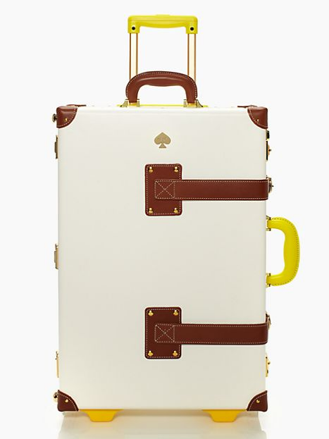 best service 14d42 c884d Kate Spade Steamline Stow Away And Carry On | Bragmybag