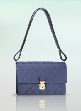 Louis-Vuitton-Empreinte-Fascinante-Flap-Bag-Dark-Blue-Celeste-2-07-2013-1
