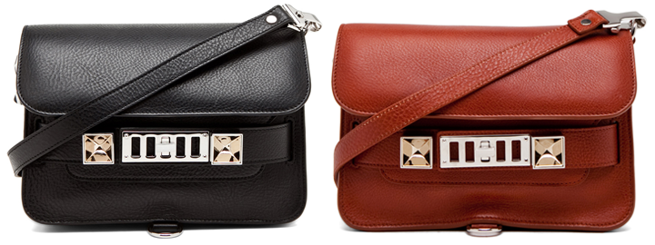 Proenza Schouler PS11 Mini Shoulder Bag: Melt Like An Ice Cream ...