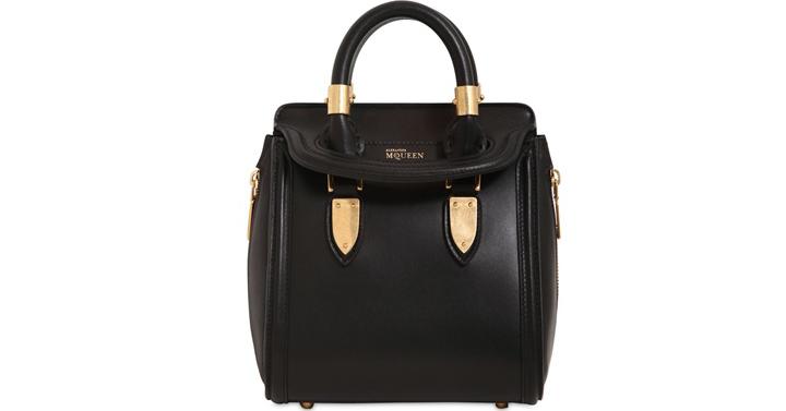 Small Heroine bag Alexander McQueen Cheap Sale Exclusive For Sale Cheap Authentic YZ3lFzpp