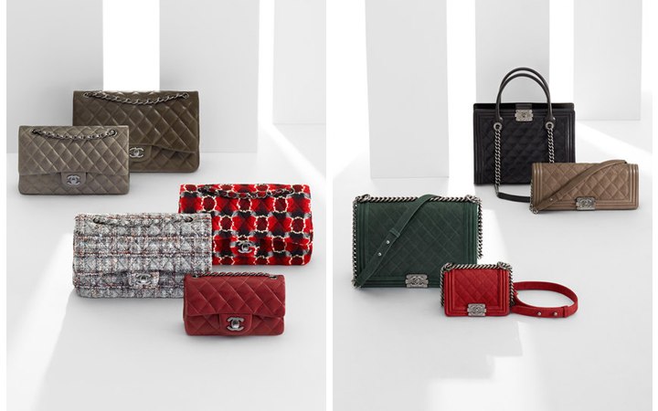 e8ddcfb355d6 Chanel Pre-Fall Winter 2013 Collection  Enter The Boutique