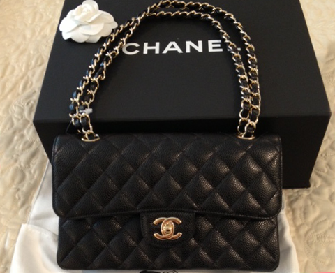 real chanel purse prices