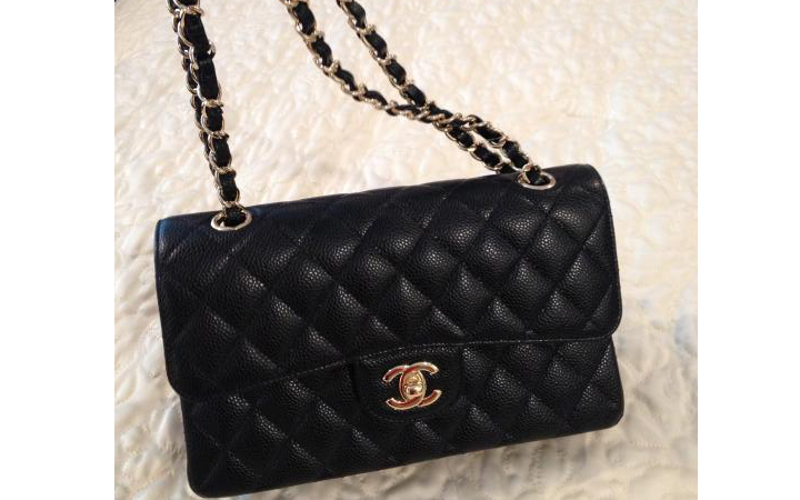 Chanel Classic Small Flap Bag: Yes, It's Small