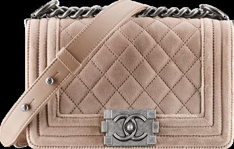 Chanel-boy-flap-bag-in-velvet-1