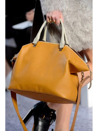Chloe Baylee Two Face Bag: Soft Slouchy Combined with Iconic Chloe ...