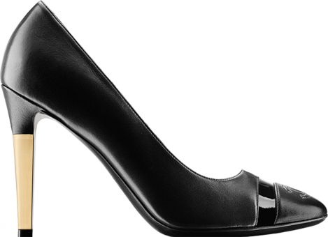 chanel-Pumps-lambskin-and-patent-calfskin-pumps-with-100mm-heel-1