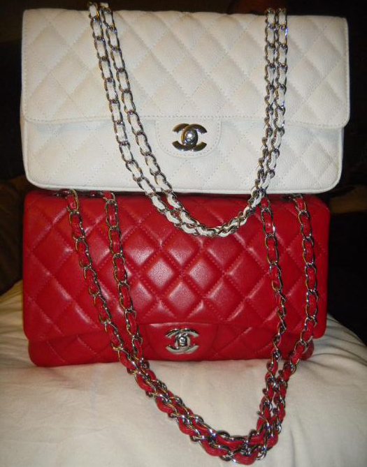 chanel-classic-flap-bag-white-red-1