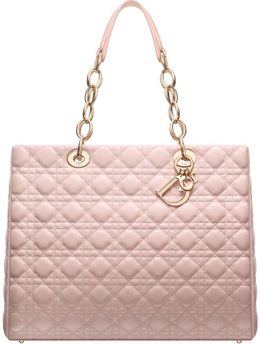0bb3dc8d1bbc dior-Large-powder-pink-leather-Dior-Soft-shopping- Dior Soft Tote Bag ...
