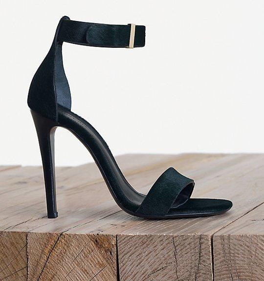 Celine-Evening-Classic-Sandal-in-Suede-Black-1