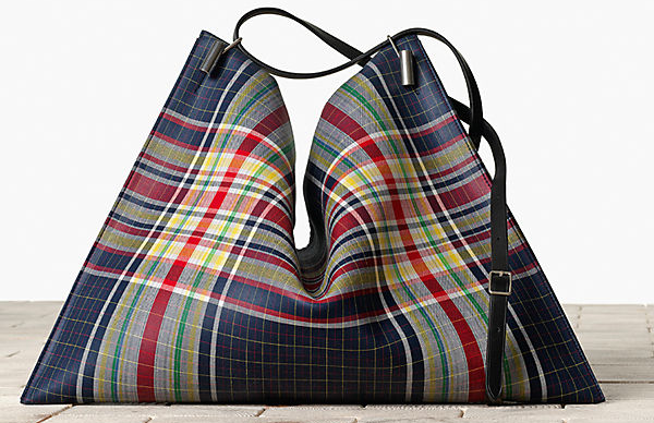 Celine-Fortune-Cookie-in-Canvas-Madras-Navy-1