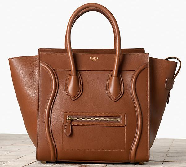 Celine-Luggage-in-Baby-Calfskin-Caramel-1