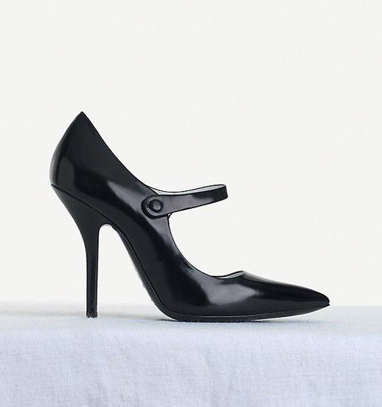 Celine-Mary-Jane-Essentials-Skinny-Heel-Pump-in-Brushed-Calfskin-Black-1