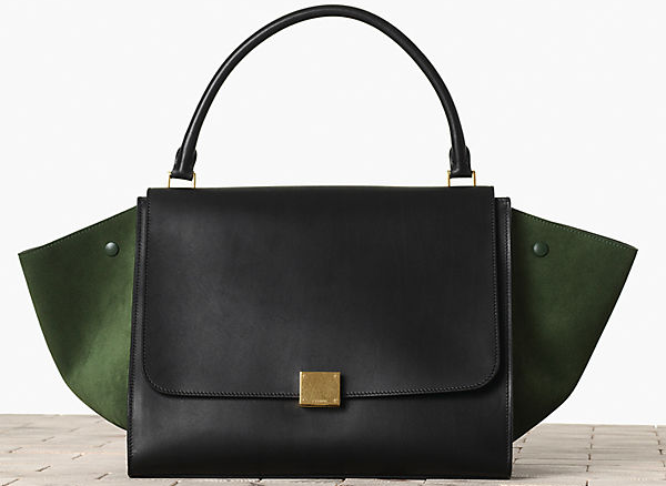 Celine-Trapeze-in-Multicolour-Natural-Calfskin-Black-1