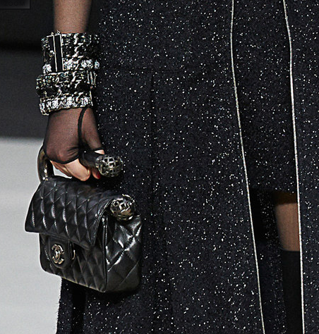 chanel fall winter 2013 collection classic flap bag with