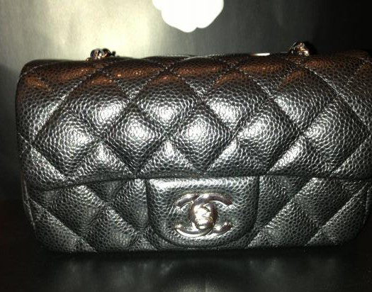 5c14e16229fc In Dadel's Collection We Found The Chanel Extra Mini Classic Flap ...