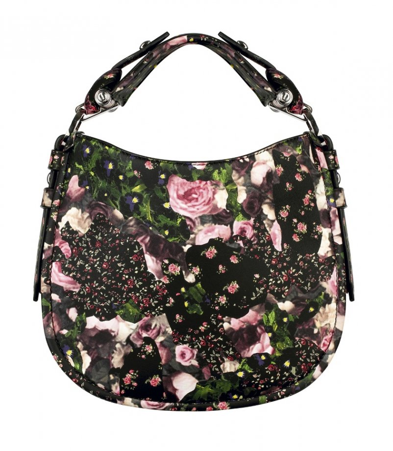 7a55db886c Small Obsedia bag in roses camouflage print nappa leather. Givenchy Small  Obsedia Bag