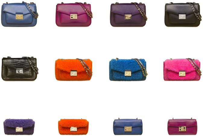 5c7c2564779c Retro Iconic Fendi Be Baguette Bag