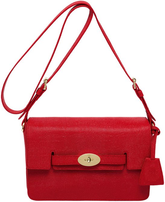 Dark Red Shoulder Bag 63