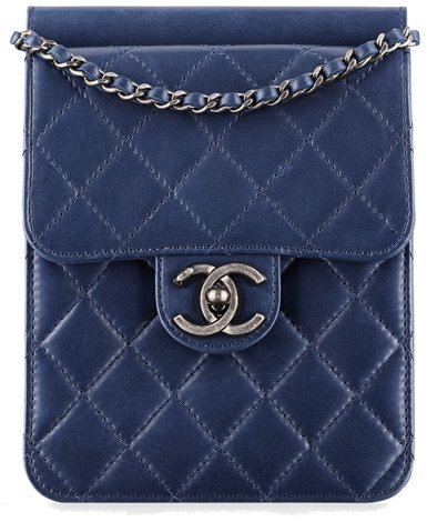 1048b0b3f083 Chanel-Small-Lambskin-flap-bag-with-an-interlaced-