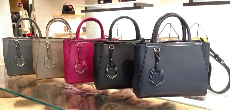 Fendi Launched The Petit 2Jours Bag Exclusive In Asian Markets ... 44f9efba122f1