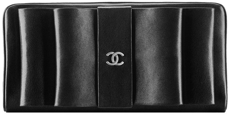 chanel-wallet-black