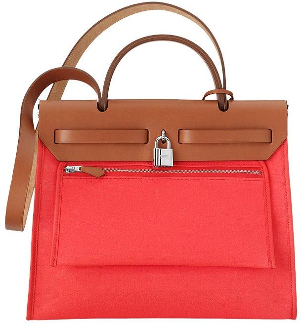 Hermes Herbag Zip: Kelly Bag Twin Sister | Bragmybag