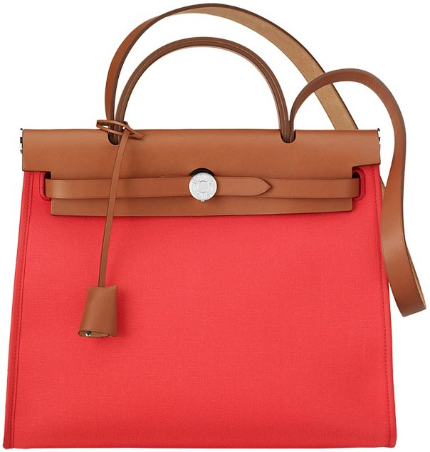Hermes Herbag Zip: Kelly Bag Twin Sister | Bragmybag