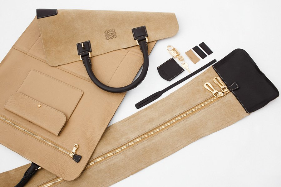 hermes handbag styles - Loewe Amazona Bag Stripped: The Making Of�� | Bragmybag