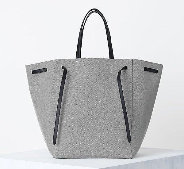 celine phantom canvas handbags